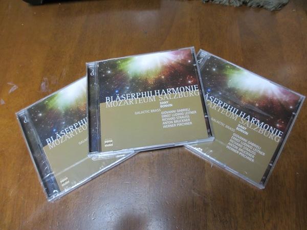 Blaserphilharmonie Mozarteum Salzburg / Galactic Brass
